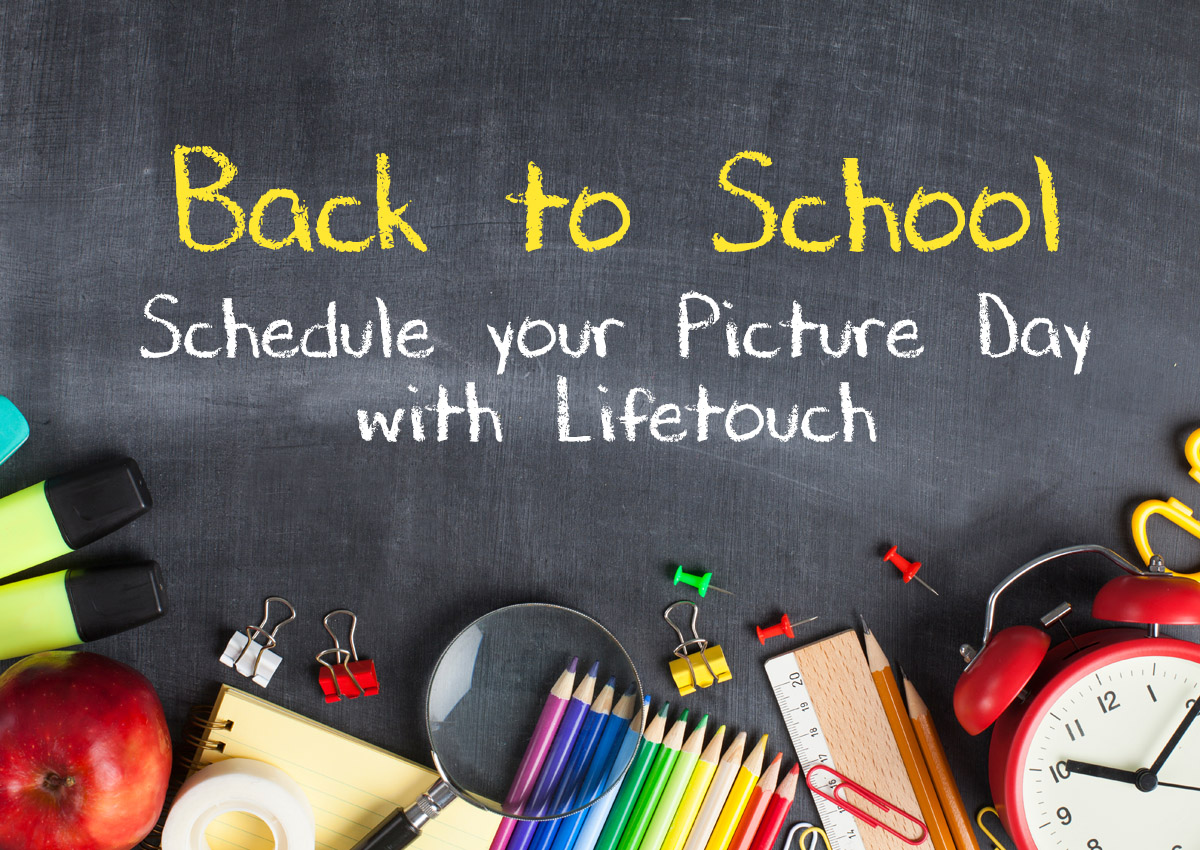 The back-to-school season is a reminder to schedule Picture Day