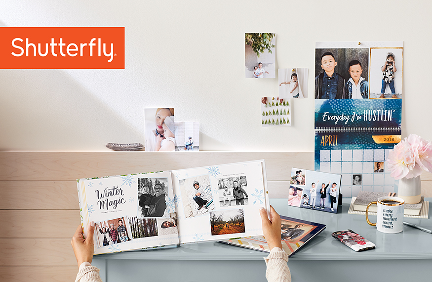 Fundraising made simple: Earn commission with an easy online Shutterfly store