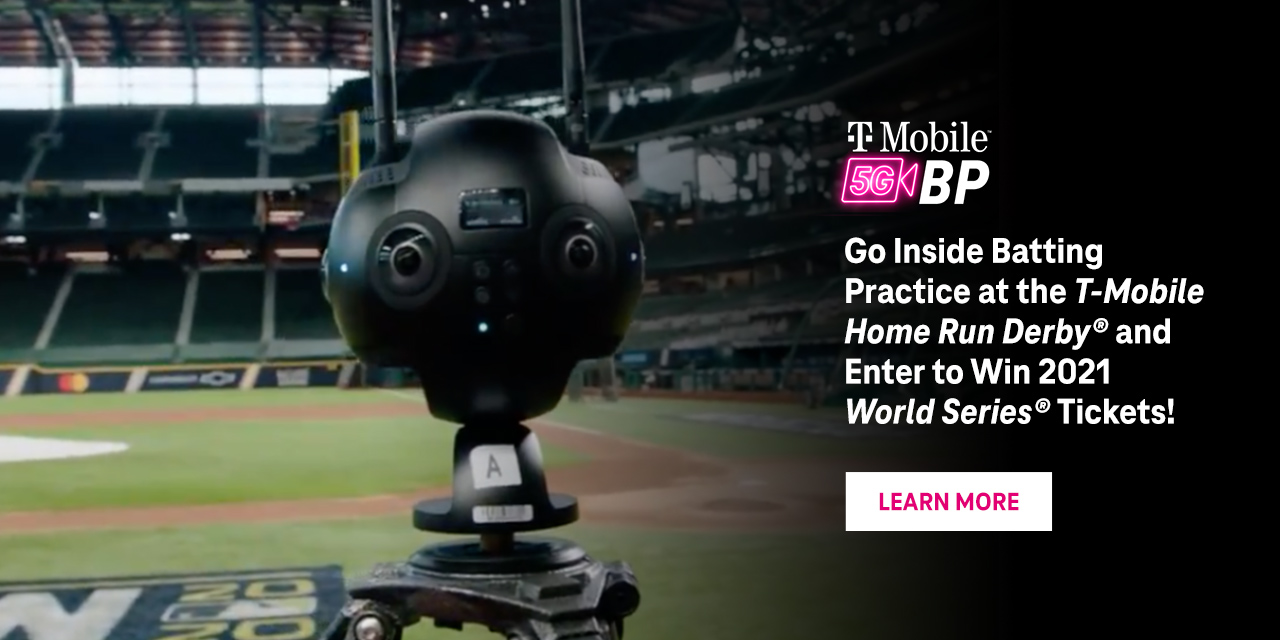Enter to win 2021 MLB World Series tickets