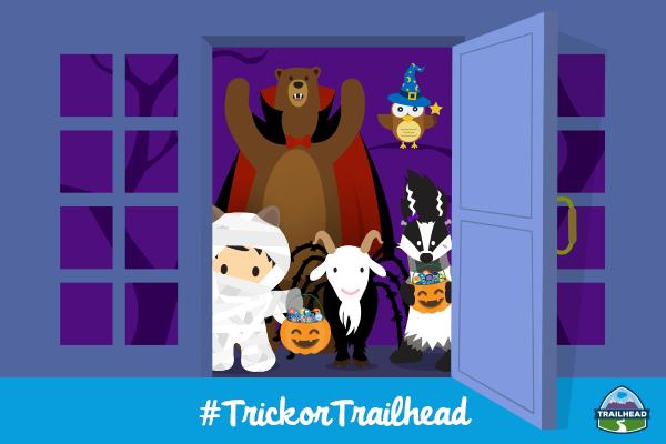 Trick or Trailhead