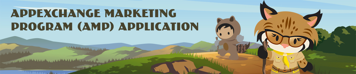 AppExchange Marketing Program (AMP) Application