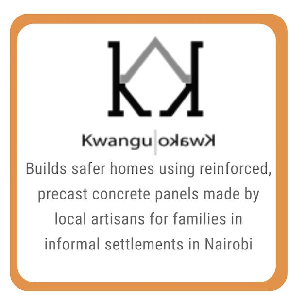 Kwango Kwako - EWB Venture