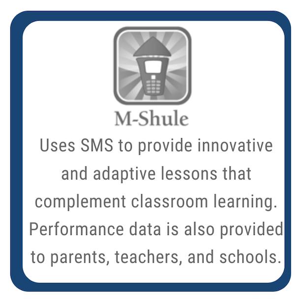 M-Shule - EWB Venture