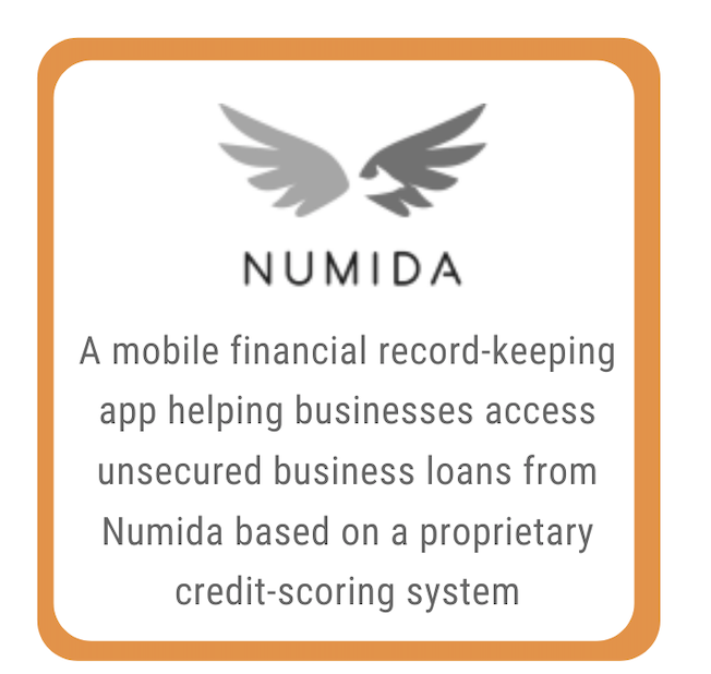 Numida - EWB Venture