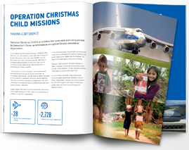 Christmas child mission operation - download pdf