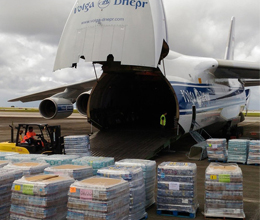 Typhoon Mangkhut humanitarian airlift