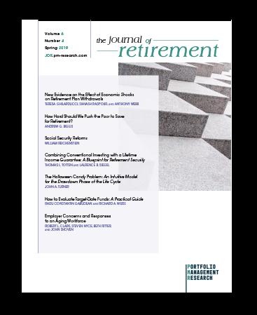 Journal of Retirement