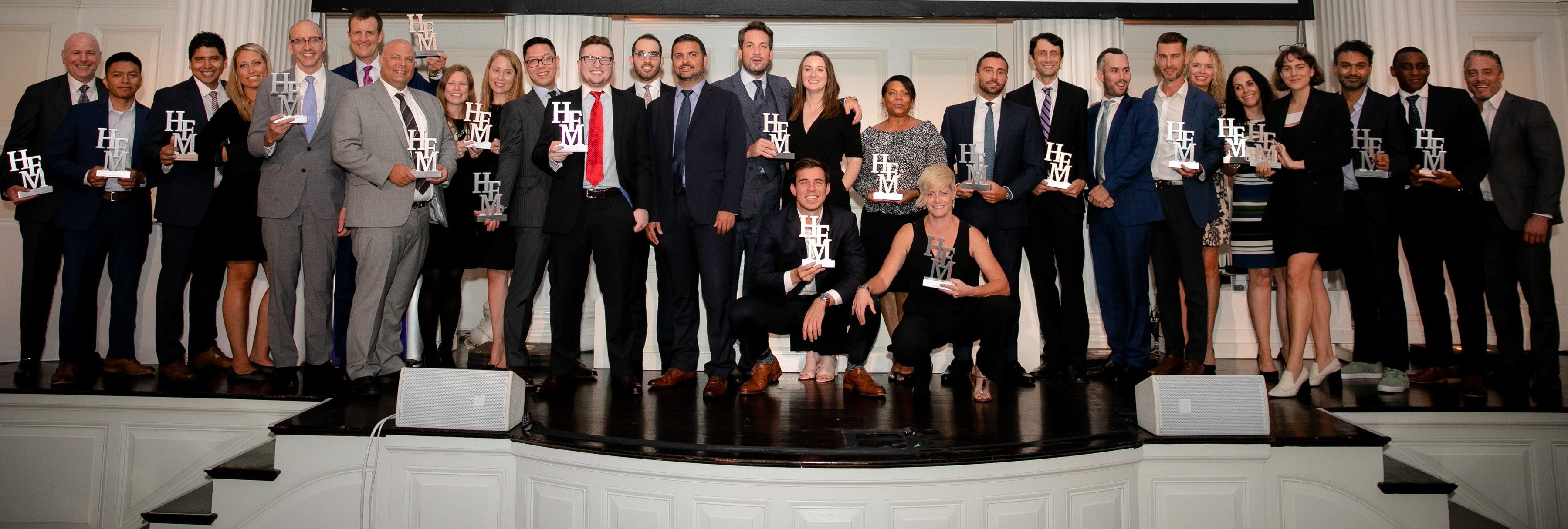 HFM US Services Awards 2019 - Winners
