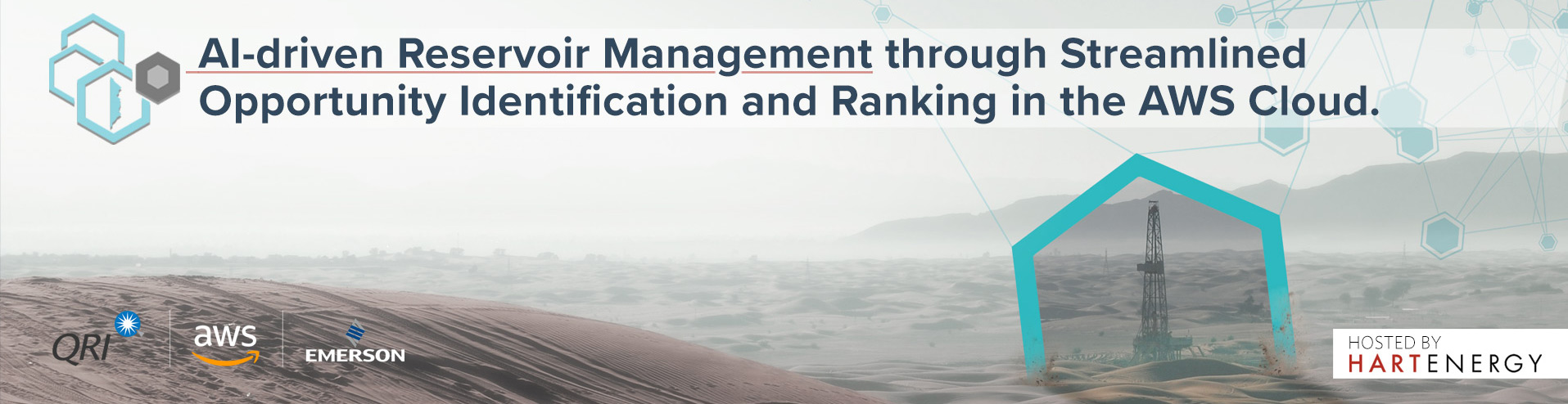 AI-driven Reservoir Management through Streamlined Opportunity Identification and Ranking in the AWS Cloud.