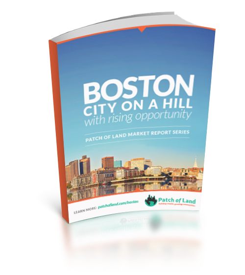 Boston City on a Hill with Rising Opportunity