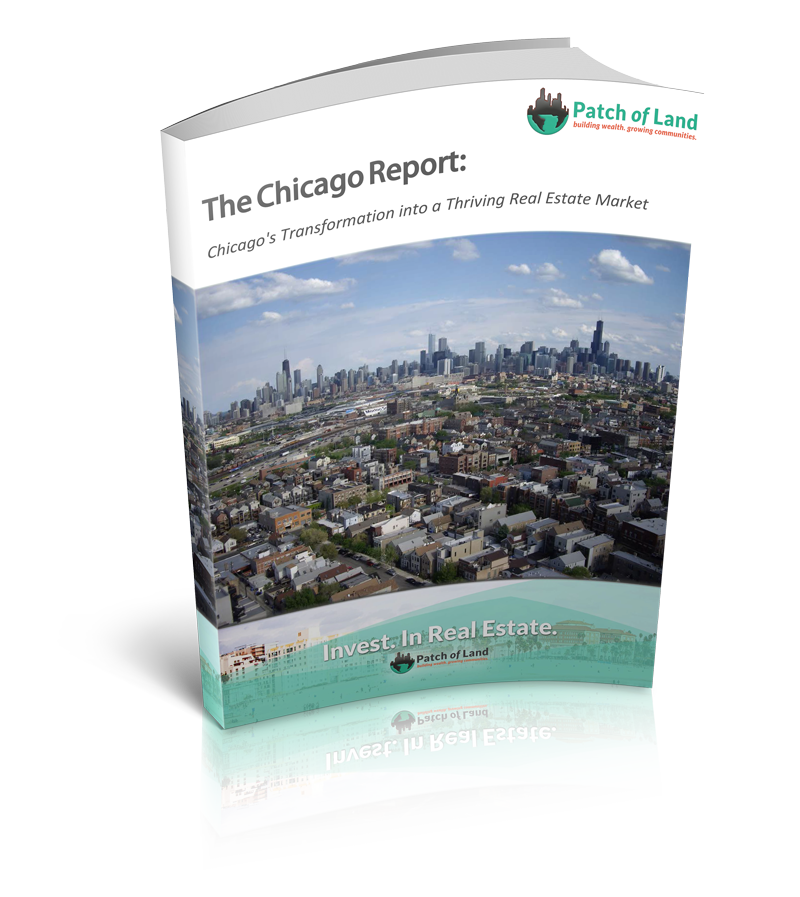 Patch of Land Presents The Chicago Report