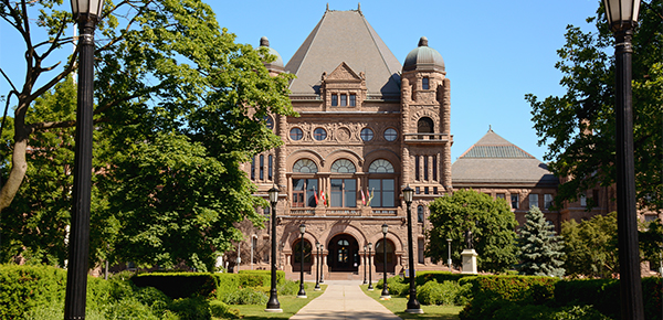 Ontario Fair Housing Plan
