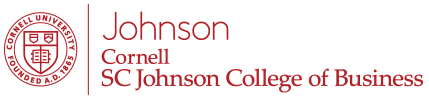 Cornell SC Johnson College of Business logo