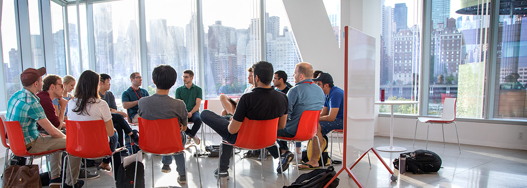 Cornell Tech Students in Conversation