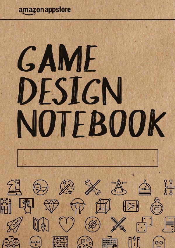 Game Design Notebook