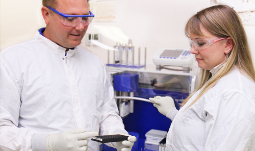 An Artel specialist visits your lab