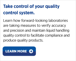 Take control of your quality control system