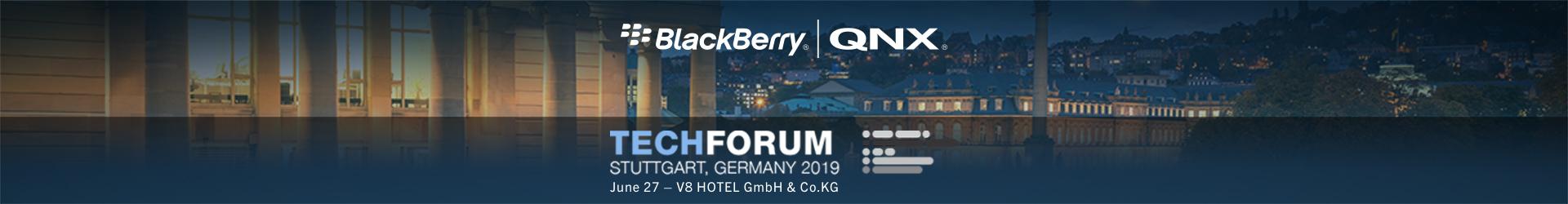 Germany TECHForum 2019