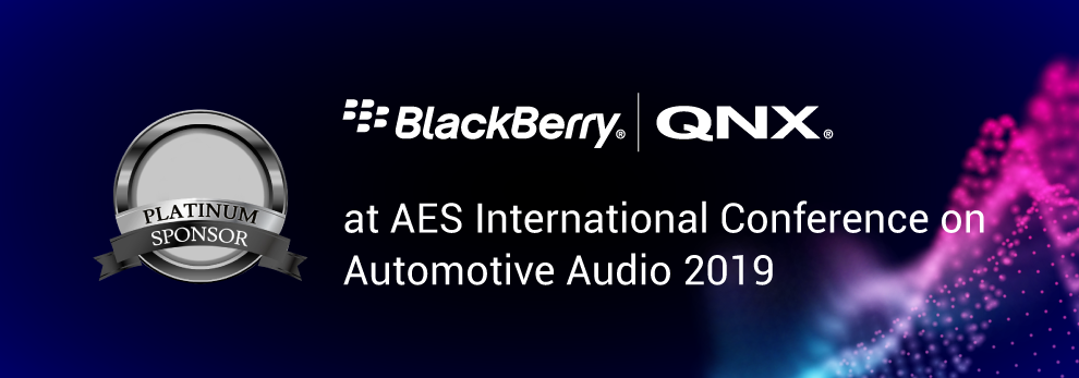 2019 AES International Conference on Automotive Audio