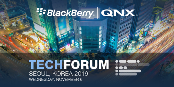 TECH Forum Korea 2019