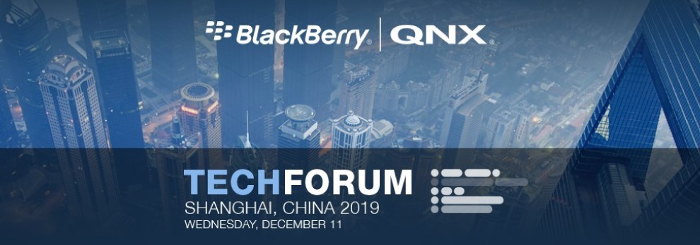 TECH Forum China 2019