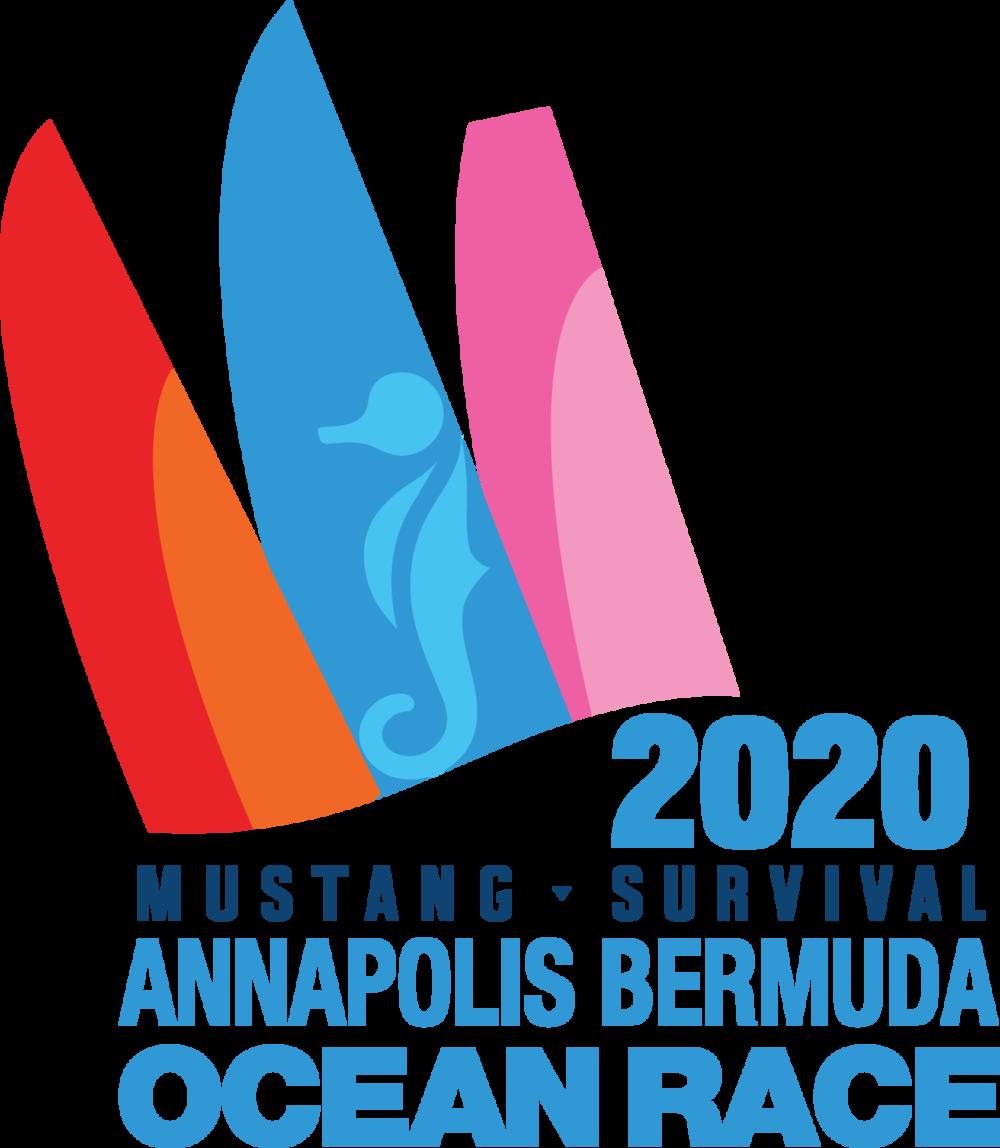 2020 Mustang Survival Annapolis Bermuda Ocean Race Logo