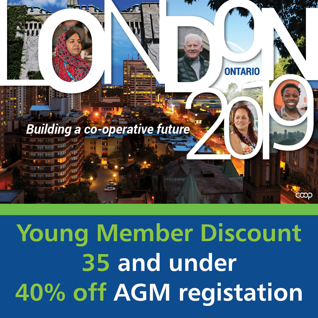 AGM 2019 - Young Member Discount
