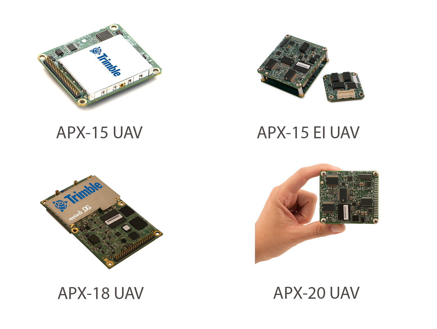 APX Family of OEM Boards