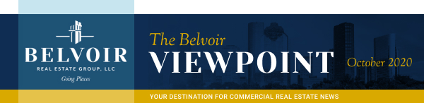 The Belvoir Viewpoint - October 2020 - Your destination for commercial real estate news
