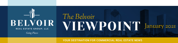 The Belvoir Viewpoint - January 2021 - Your destination for commercial real estate news