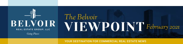 The Belvoir Viewpoint - February 2021 - Your destination for commercial real estate news