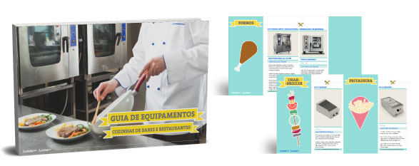 Guia de Equipamentos para Cozinha de Bares e Restaurantes