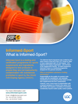 What is Informed-Sport?