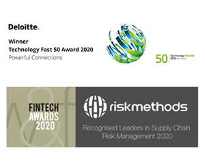 Deloitte and FinTech award