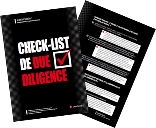 Due Diligence Checklist - Mitigate Your Risk