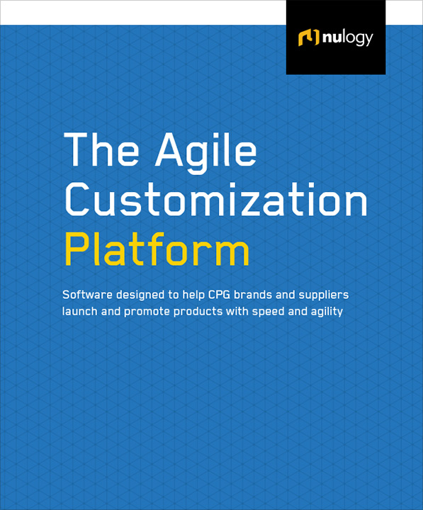 Cover of The Agile Customization Platform whitepaper