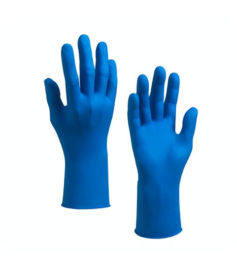 KleenGuard® G10 Arctic Blue Nitrile Gloves