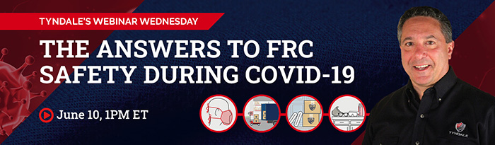 The Answers to FRC Safety During COVID-19. Wednesday, June 10th - 1:00PM EST