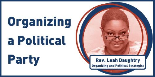 Rev. Leah Daughtry