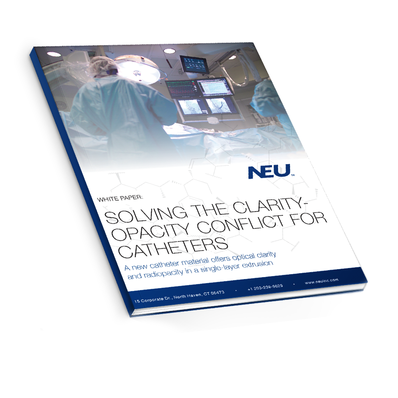 Solving the Clarity Conflict for Catheters- Whitepaper