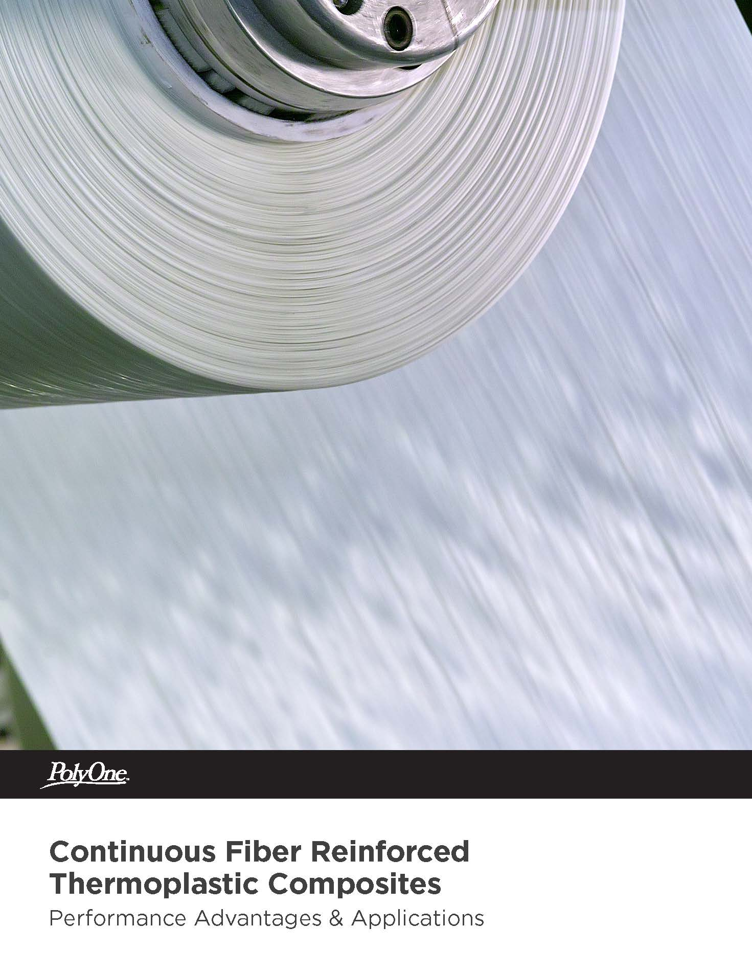 Explore the benefits of reinforced plastics with our whitepager: Continuous Fiber Reinforced Thermoplastic Composites - Performance Advantages and Application