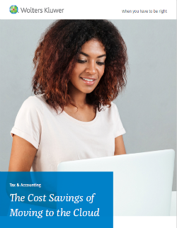 The Cost Benefits of Moving to the Cloud White Paper