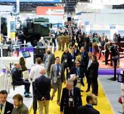 VISIT TO EUROSATORY IN JUNE