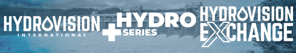 HydroVision Logo / June 15-17, 20210 / Oregon Convention Center / Portland, Oregon, United States < USA