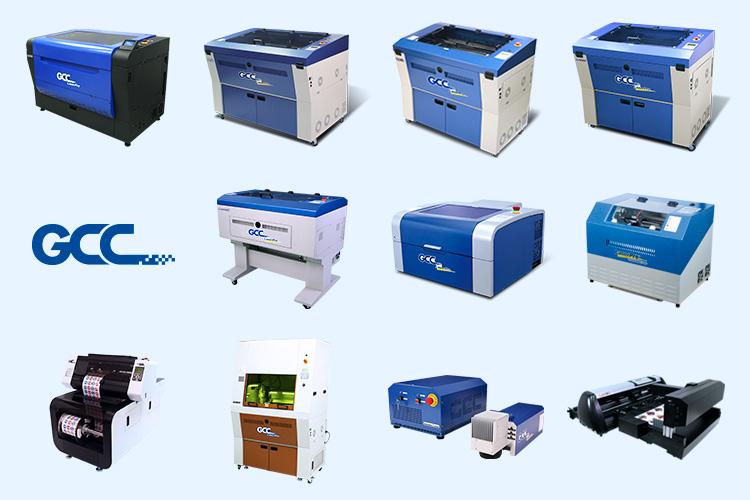 レーザーカッターGCC LaserProシリーズ カタログダウンロード