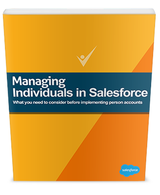 Managing Individuals in Salesforce