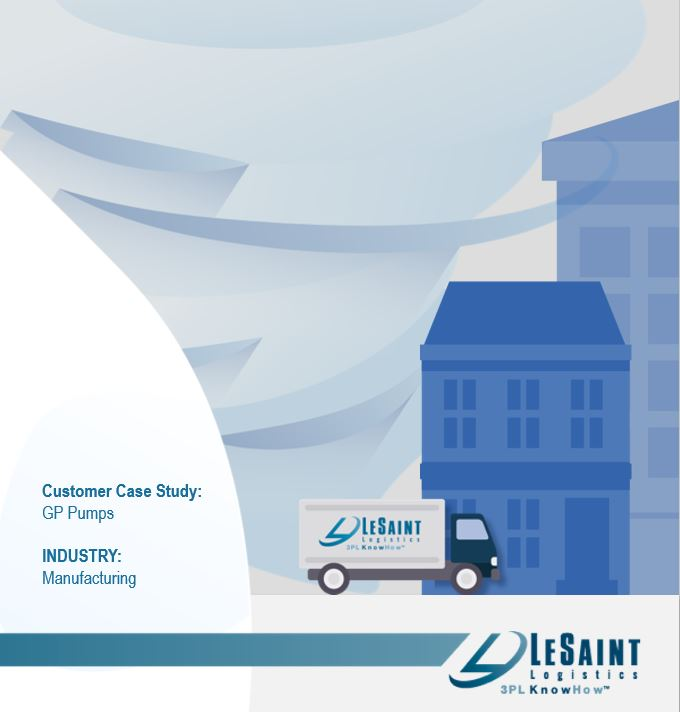 LeSaint Chemical Logistics Case Study