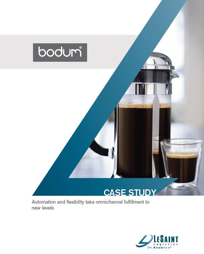 Bodum 3PL Case Study