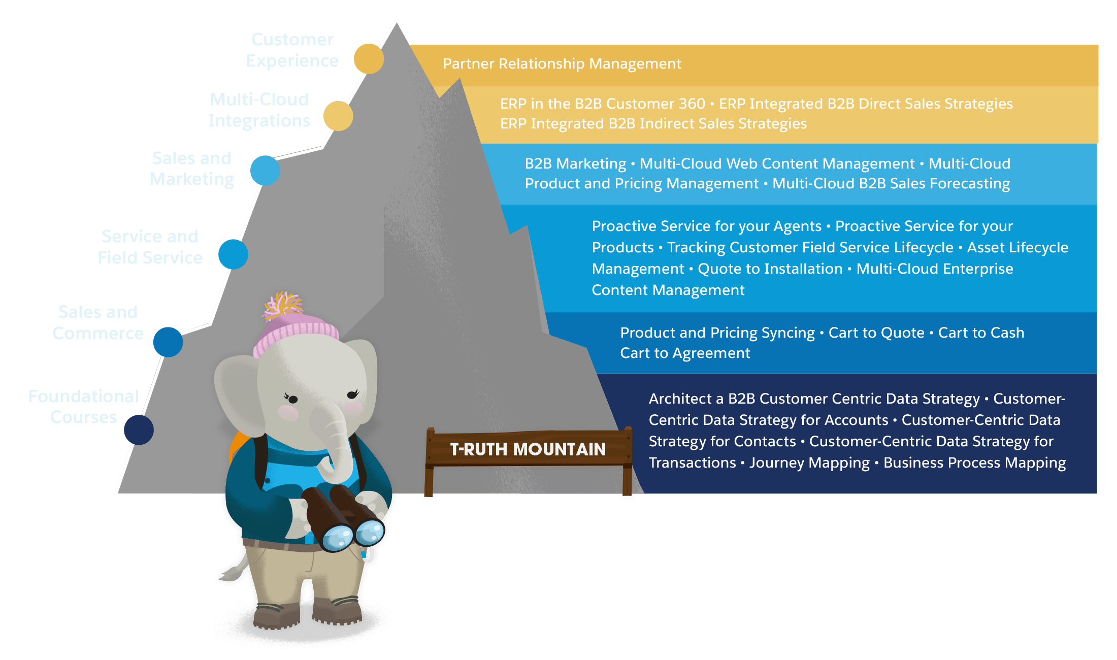 The path to B2B Solution Architect Certification
