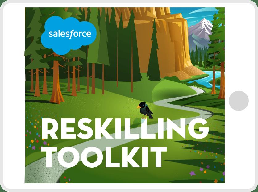 Trailhead Reskilling Toolkit